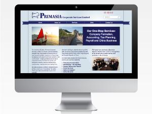 Primasia Web Design and Development